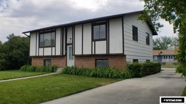 2012 Gregg Avenue, Worland, WY 82401 (MLS #20184071) :: Real Estate Leaders