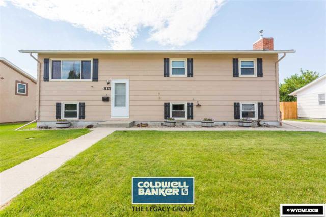 813 Trigood Drive, Casper, WY 82609 (MLS #20184073) :: Real Estate Leaders