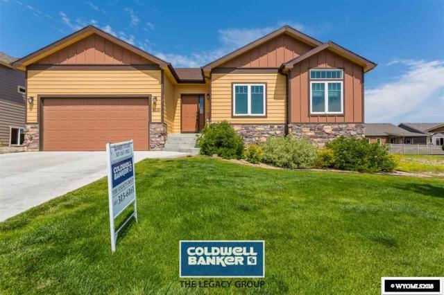 5210 Waterford, Casper, WY 82609 (MLS #20184076) :: Real Estate Leaders