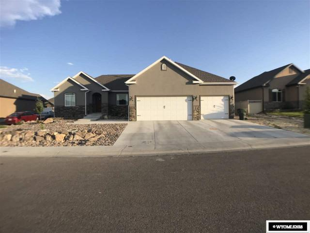 3260 Scott Drive, Rock Springs, WY 82901 (MLS #20184078) :: Lisa Burridge & Associates Real Estate