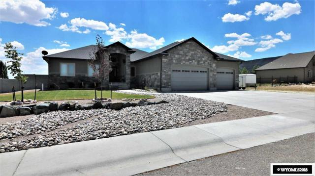 2900 Mustang Drive, Rock Springs, WY 82901 (MLS #20184083) :: Lisa Burridge & Associates Real Estate
