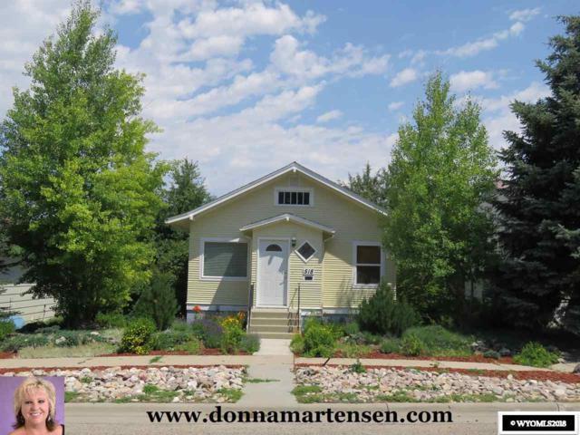 518 E 13th Street, Casper, WY 82601 (MLS #20184108) :: Real Estate Leaders