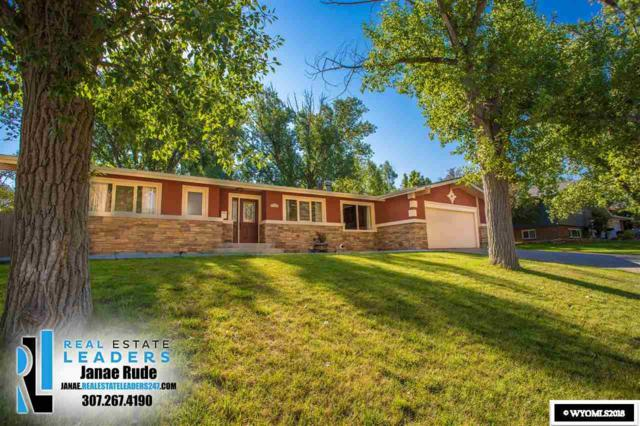 1341 Nottingham Drive, Casper, WY 82609 (MLS #20184111) :: Real Estate Leaders