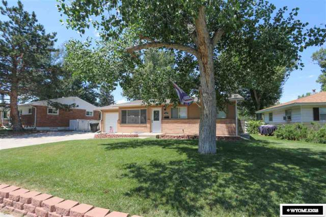 146 Dahlia, Casper, WY 82604 (MLS #20184117) :: Real Estate Leaders