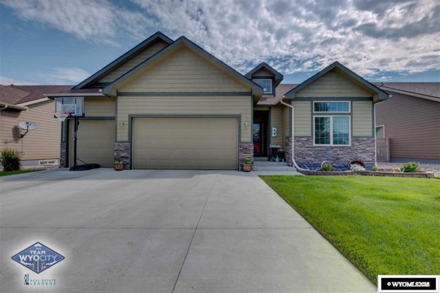 5270 Gladstone Street, Casper, WY 82609 (MLS #20184118) :: Real Estate Leaders