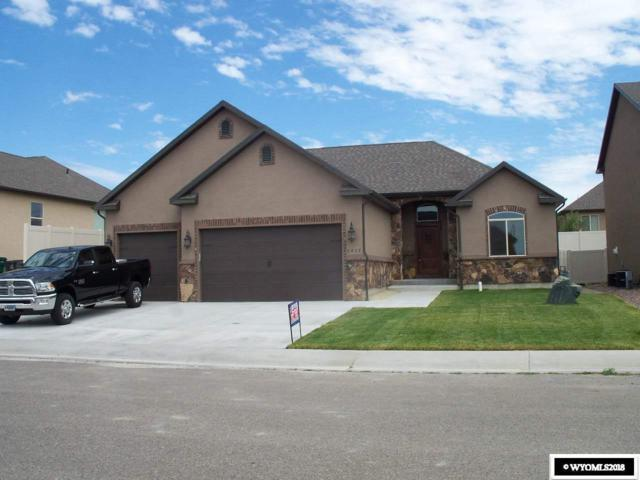 3417 Brickyard Avenue, Rock Springs, WY 82901 (MLS #20184123) :: Lisa Burridge & Associates Real Estate