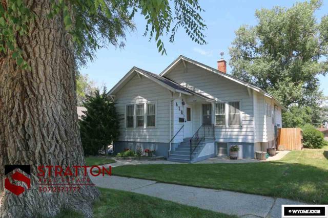 418 E 12th Street, Casper, WY 82601 (MLS #20184128) :: Real Estate Leaders