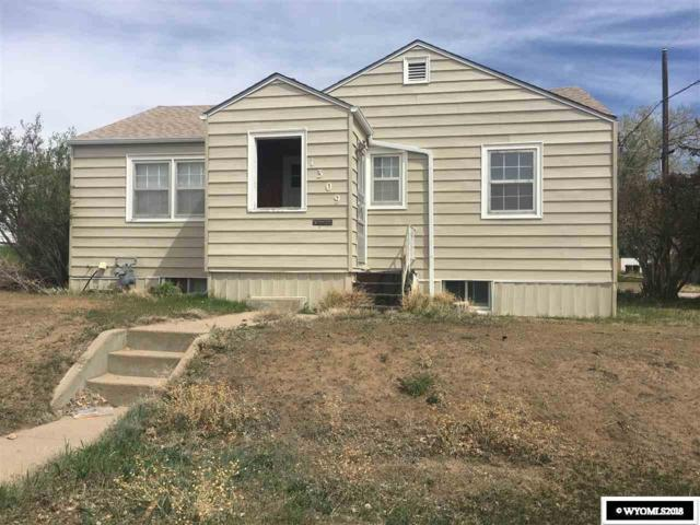 1309 Cherry, Rawlins, WY 82301 (MLS #20184138) :: Real Estate Leaders