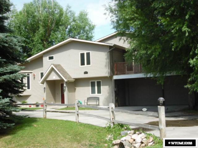 1930 N Lake Creek, Casper, WY 82604 (MLS #20184146) :: Lisa Burridge & Associates Real Estate