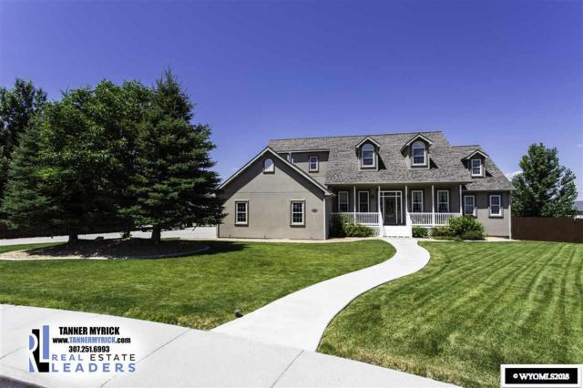 4022 Beaver, Casper, WY 82604 (MLS #20184154) :: Real Estate Leaders
