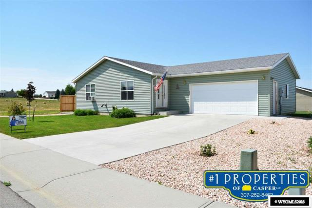 550 Lookout Drive, Glenrock, WY 82637 (MLS #20184155) :: Lisa Burridge & Associates Real Estate