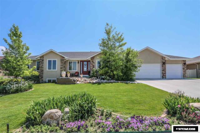 4447 E 22nd Street, Casper, WY 82609 (MLS #20184157) :: Lisa Burridge & Associates Real Estate
