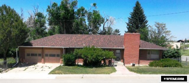 710 W 21st, Casper, WY 82601 (MLS #20184160) :: Lisa Burridge & Associates Real Estate