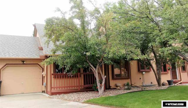 3335 Oxcart Court, Casper, WY 82604 (MLS #20184161) :: RE/MAX The Group