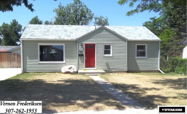 1612 Westridge Ct, Casper, WY 82604 (MLS #20184170) :: Real Estate Leaders