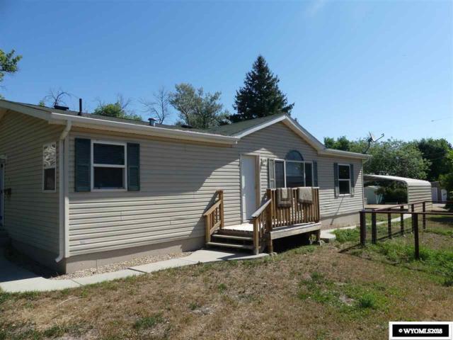 181 N Desmet Avenue, Buffalo, WY 82834 (MLS #20184178) :: Lisa Burridge & Associates Real Estate