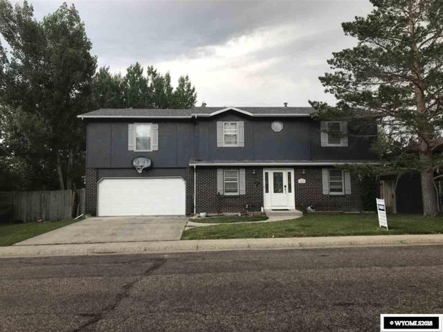 1075 Waterford, Casper, WY 82609 (MLS #20184188) :: RE/MAX The Group