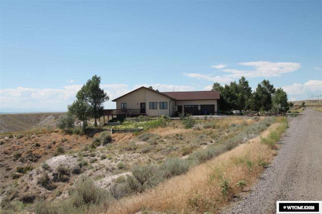 3110 Lewis Road, Riverton, WY 82501 (MLS #20184189) :: Real Estate Leaders