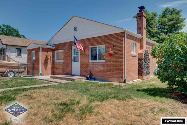 921 Glenarm, Casper, WY 82601 (MLS #20184199) :: RE/MAX The Group