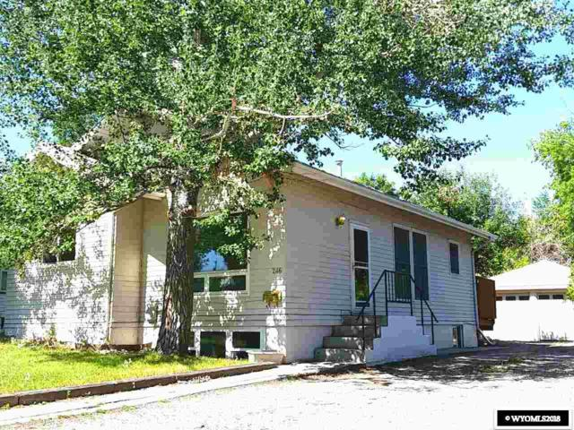 246 S Jackson Street, Casper, WY 82601 (MLS #20184207) :: RE/MAX The Group