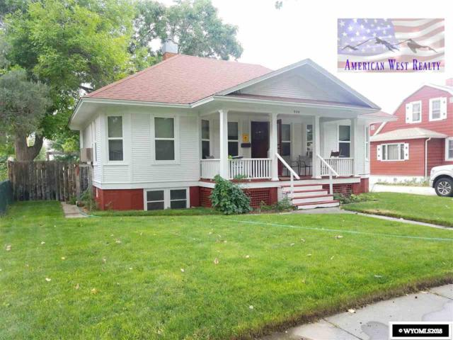 534 S 4th, Douglas, WY 82633 (MLS #20184222) :: RE/MAX The Group