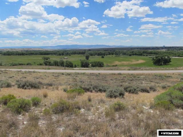 Arapahoe Road, Saratoga, WY 82331 (MLS #20184231) :: RE/MAX The Group