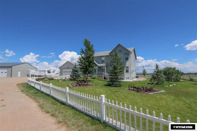 15439 Bates Creek Lane, Casper, WY 82604 (MLS #20184241) :: RE/MAX The Group
