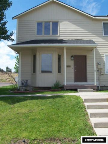 105 E College Court, Rock Springs, WY 82901 (MLS #20184262) :: RE/MAX The Group