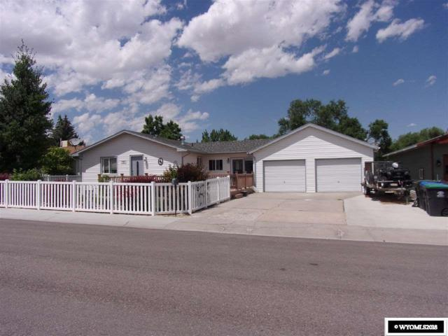 345 Firehole Place, Green River, WY 82935 (MLS #20184266) :: RE/MAX The Group