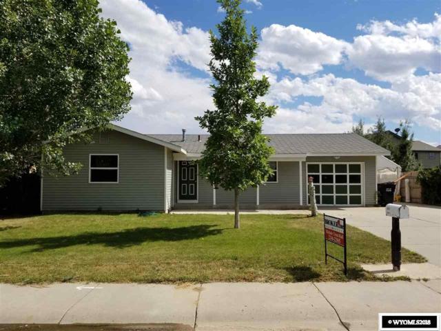 6651 Bailey Place, Casper, WY 82604 (MLS #20184287) :: Real Estate Leaders