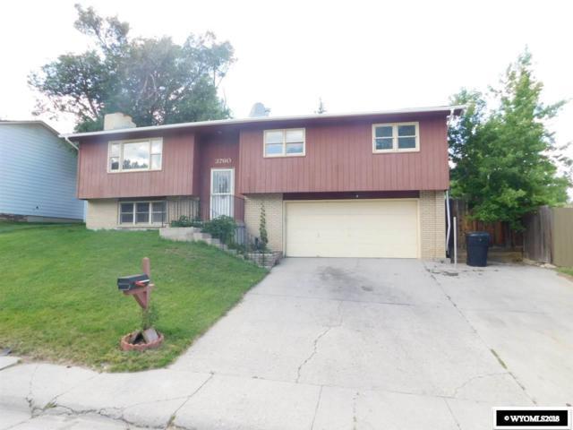 3760 Arroyo Drive, Casper, WY 82604 (MLS #20184307) :: Real Estate Leaders