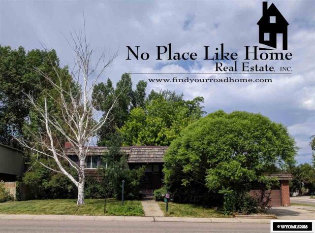1540 Kingsbury, Casper, WY 82609 (MLS #20184313) :: Real Estate Leaders