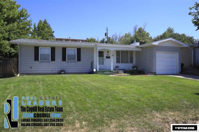 2221 Crescent Avenue, Casper, WY 82604 (MLS #20184318) :: Real Estate Leaders