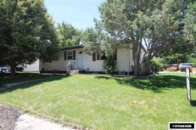 916 Westview Drive, Riverton, WY 82501 (MLS #20184323) :: Real Estate Leaders