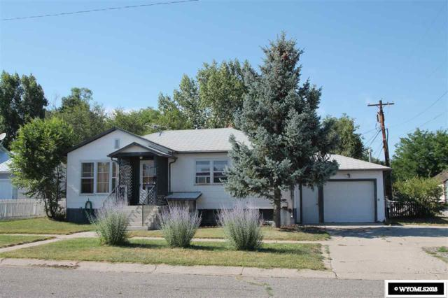 310 E Lincoln, Riverton, WY 82501 (MLS #20184325) :: RE/MAX The Group