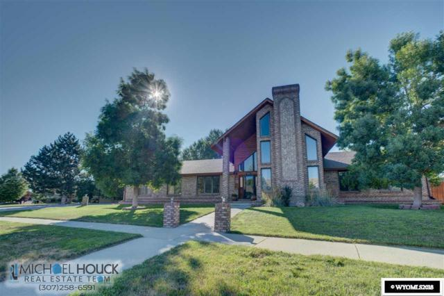 3630 Eagle Drive, Casper, WY 82604 (MLS #20184326) :: Real Estate Leaders