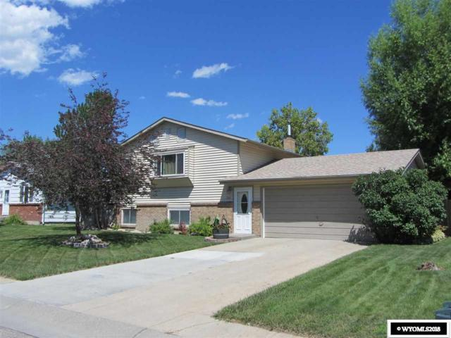 233 S Wind River Drive, Douglas, WY 82633 (MLS #20184329) :: Real Estate Leaders