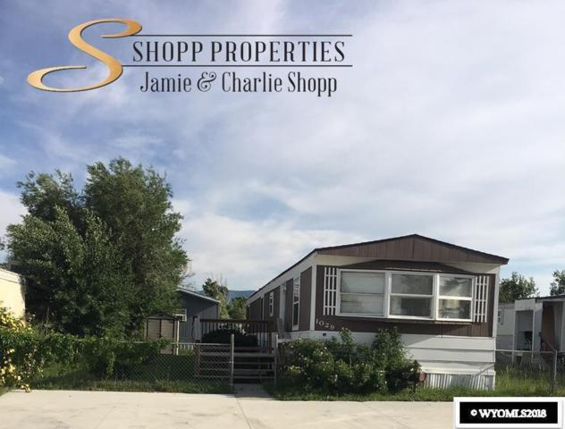1029 5th Street, Evansville, WY 82636 (MLS #20184331) :: RE/MAX The Group