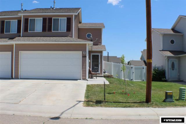 509 Rampart Drive, Rock Springs, WY 82901 (MLS #20184371) :: Lisa Burridge & Associates Real Estate