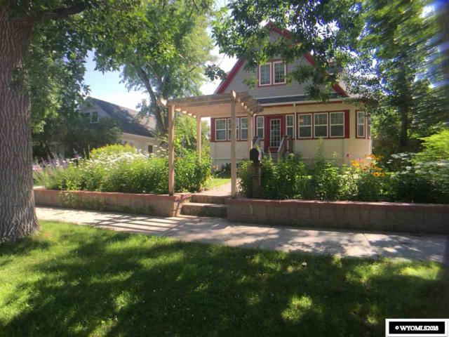 331 N 3rd Street, Douglas, WY 82633 (MLS #20184402) :: Real Estate Leaders