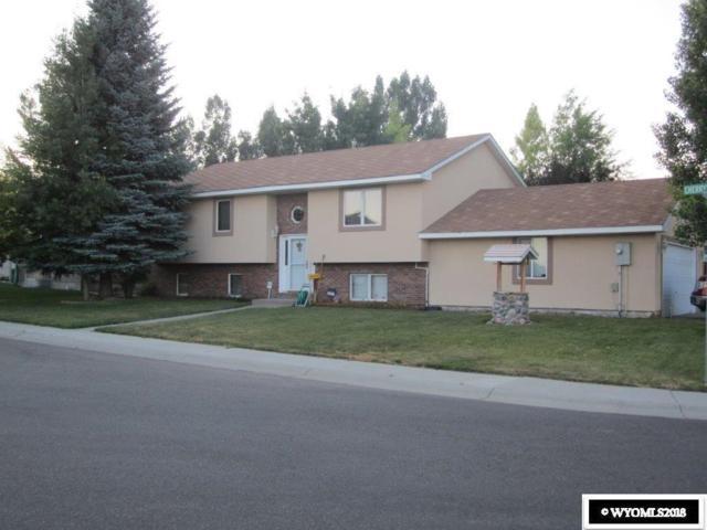 2717 Cherrywood Lane, Rock Springs, WY 82901 (MLS #20184431) :: Lisa Burridge & Associates Real Estate
