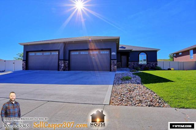 2817 Nicklaus, Casper, WY 82601 (MLS #20184442) :: RE/MAX The Group