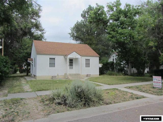 716 S 6th Street, Douglas, WY 82633 (MLS #20184461) :: Lisa Burridge & Associates Real Estate