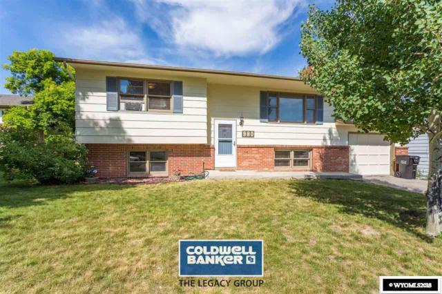 980 Sussex, Casper, WY 82609 (MLS #20184463) :: Lisa Burridge & Associates Real Estate