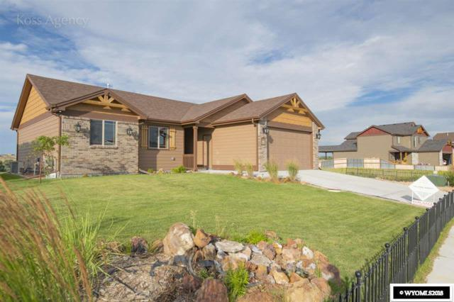 981 Eagle Drive, Douglas, WY 82633 (MLS #20184480) :: RE/MAX The Group