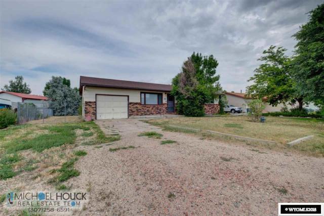 6674 Sharrock Drive, Casper, WY 82604 (MLS #20184490) :: Real Estate Leaders