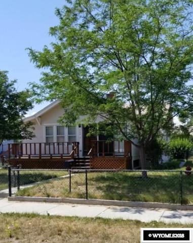 604 S Grant, Casper, WY 82601 (MLS #20184492) :: Lisa Burridge & Associates Real Estate