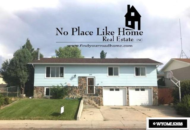 3519 Quail Lane, Casper, WY 82604 (MLS #20184502) :: Lisa Burridge & Associates Real Estate
