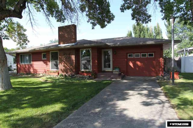 1517 Culbertson Avenue, Worland, WY 82401 (MLS #20184514) :: Real Estate Leaders