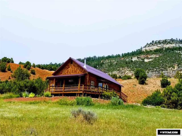 169 Old Maid Gulch, Ten Sleep, WY 82442 (MLS #20184525) :: Real Estate Leaders